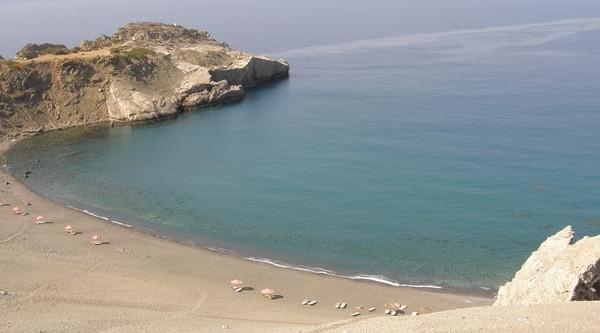 agios pavlos beach crete