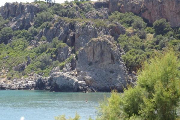 beach-polyrizo-korakas-south-rethymno-crete